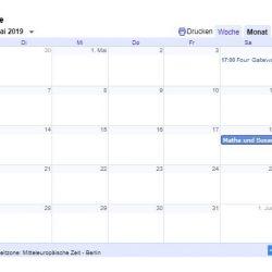 alle Termine im Kalender